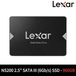 렉사공식판매원 D램포함 인터널SSD NS200 SATA III 960GB