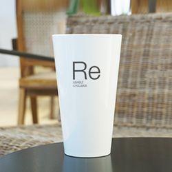RE : 불투명 플라스틱 파티컵 (그란데) 10개입