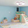 구름 별 led 어린이 키즈 핑크 방등