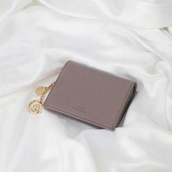 [별자리키링 ] Minette Half Wallet - Purple