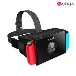 마젠타 닌텐도 스위치 VR 에바 헤드셋