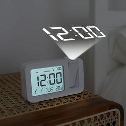 무아스 스마트빔 프로젝션 탁상시계