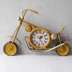 빈티지 오토바이 시계