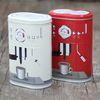 커피 머신 틴케이스 2P세트 2color