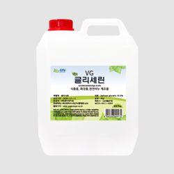 글리세린 5kg 단품  VG 천연화장품 천연비누 보습 친환경