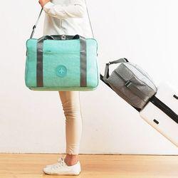 캐리어 보조가방