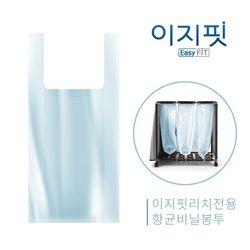 이지핏 리치 전용 향균 리필봉투 100매