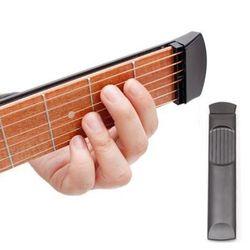 기타코드연습기 6플랫 포켓스트링스 핑거트레이