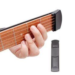 기타코드연습기 4플랫 포켓스트링스 핑거트레이