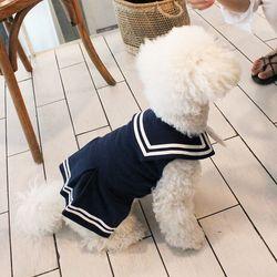 [DOG] 몽페레 마린 코디원피스 (Marine Navy)