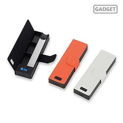 가제트 JUUL 전용 휴대용 전자담배 충전케이스