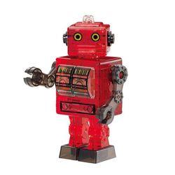 39피스 크리스탈퍼즐 - 틴 로봇 (레드)