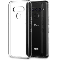 신지모루 LG V50 에어클로 투명 핸드폰 케이스