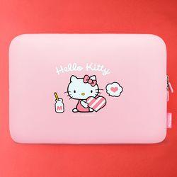레토 헬로키티 노트북 파우치 15.6인치 HKN-P02 노트북케이스