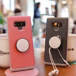 LG V50 (LG V500) Liso-Agarre 그립톡 카드 범퍼 케이스