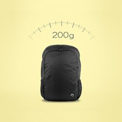 지고 초경량 폴딩 접이식 포켓 백팩 여행 보조가방