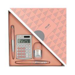 MILAN 밀란 핑크 기프트 박스 실버 에디션