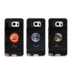 LG G7 (LG G710) Obli-Cosmos 카드 범퍼 케이스