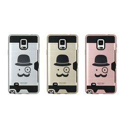 LG G7 (LG G710) Obli-Sherock 카드 범퍼 케이스