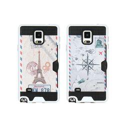 LG G7 (LG G710) Obli-Travel 카드 범퍼 케이스