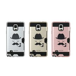 LG V50 (LG V500) Obli-Albe 카드 범퍼 케이스