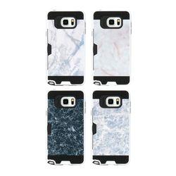 LG V50 (LG V500) Obli-Marble 카드 범퍼 케이스