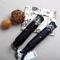 기라로쉬 완자 3단 우산 - 가든 플라워 E908