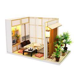 [adico]DIY 미니어처 하우스 - 차밍 하우스