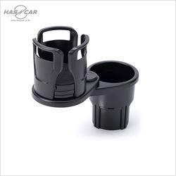 차량용 컵홀더 2단 다용도 멀티트레이 차량용품