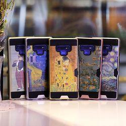 아이폰8플러스 Obli-Obra카드 범퍼 케이스