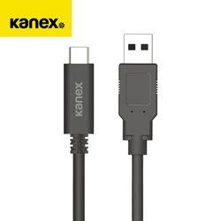 카넥스 3.1 USB-A to USB-C 고속 충전 싱크 케이블