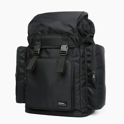YOUTH BACKPACK -BLACK (J8YTBPBK)