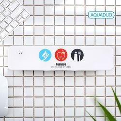 아쿠아듀오 휴대용 칫솔살균기 AD-301C(USB충전타입)