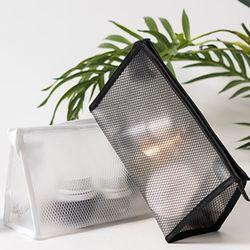 반투명 PVC 파우치 2종 택1