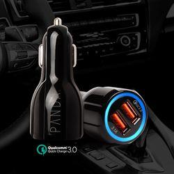 차량용 고속 충전기 퀵차지 퀄컴 3.0 CZ-007