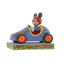디즈니 미키자동차 피규어 12cm