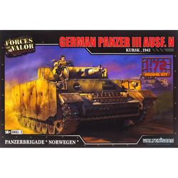 독일 팬저 3호 전차 조립킷 1945 (WTS101629KIT)