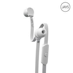 [에코백 선착순증정] 제이스 원플러스 이어폰 화이트 Jays One+ White