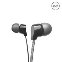 [에코백 선착순증정] 제이스 투 이어폰 블랙 Jays TWO Black