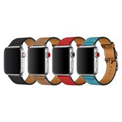 애플워치 싱글투어레더 밴드 싱글 38mm 42mm 시계줄