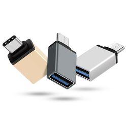 USB 3.0 OTG 젠더 변환 C타입 호환 (고속전송)