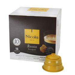 니콜라카페 로시우 엥코르파두 - 돌체구스토 호환 캡슐커피