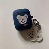 Pure Bear Airpod case+keyring 퓨어베어 에어팟케이스+키링
