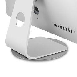 소이믹스 알루미늄 TV 모니터 회전판 받침대 스탠드 SOME8R