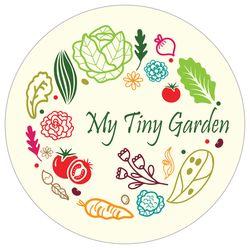 my tiny garden 스티커 10매 세트