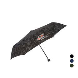 키스해링 앵글 3단우산
