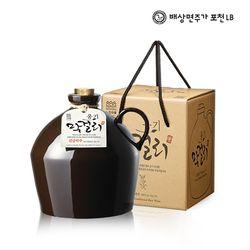 [무료배송] 배상면주가 느린마을 옹기막걸리 세트 7도 1980ml