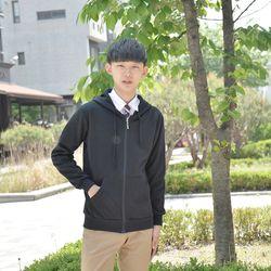 교복몰 기본 후드집업 5컬러(남자)