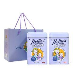 유아 세탁세제 틴케이스 선물세트 (틴케이스x2)