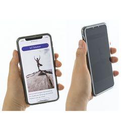 폰글라스 프라이버시 프리미엄 폰케이스 아이폰XS MAX